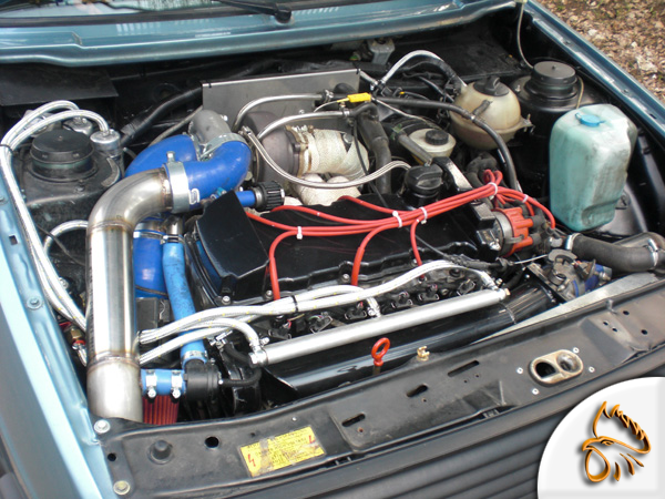 Vr6 Turbo Stufe 3